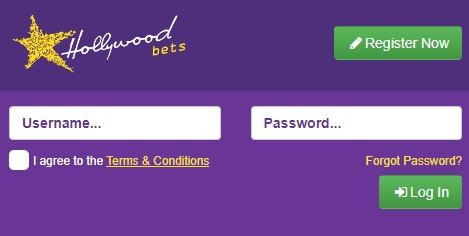 Hollywood betting login sevilla celta vigo betting tips